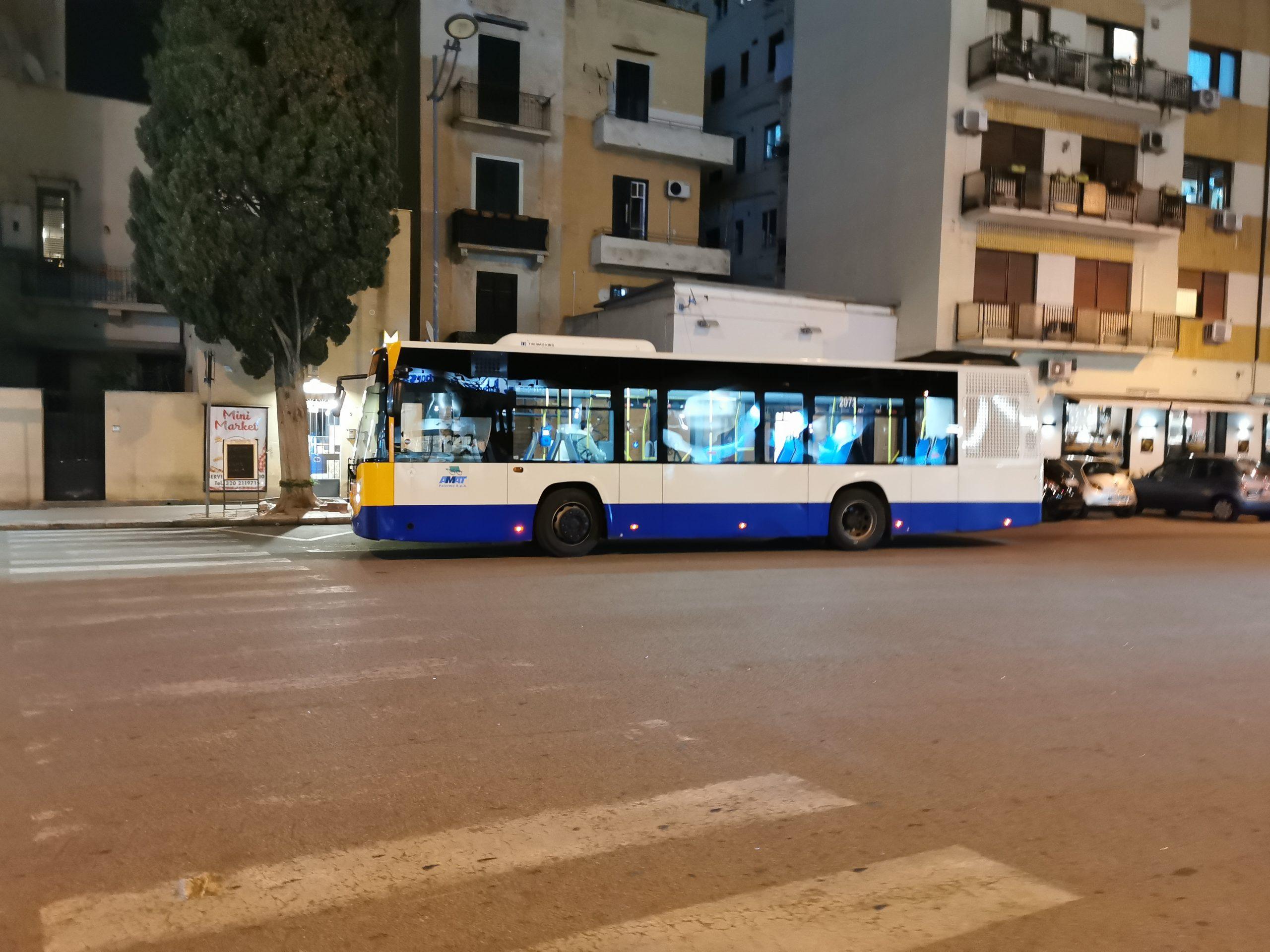 situazione trasporti pubblici palermo