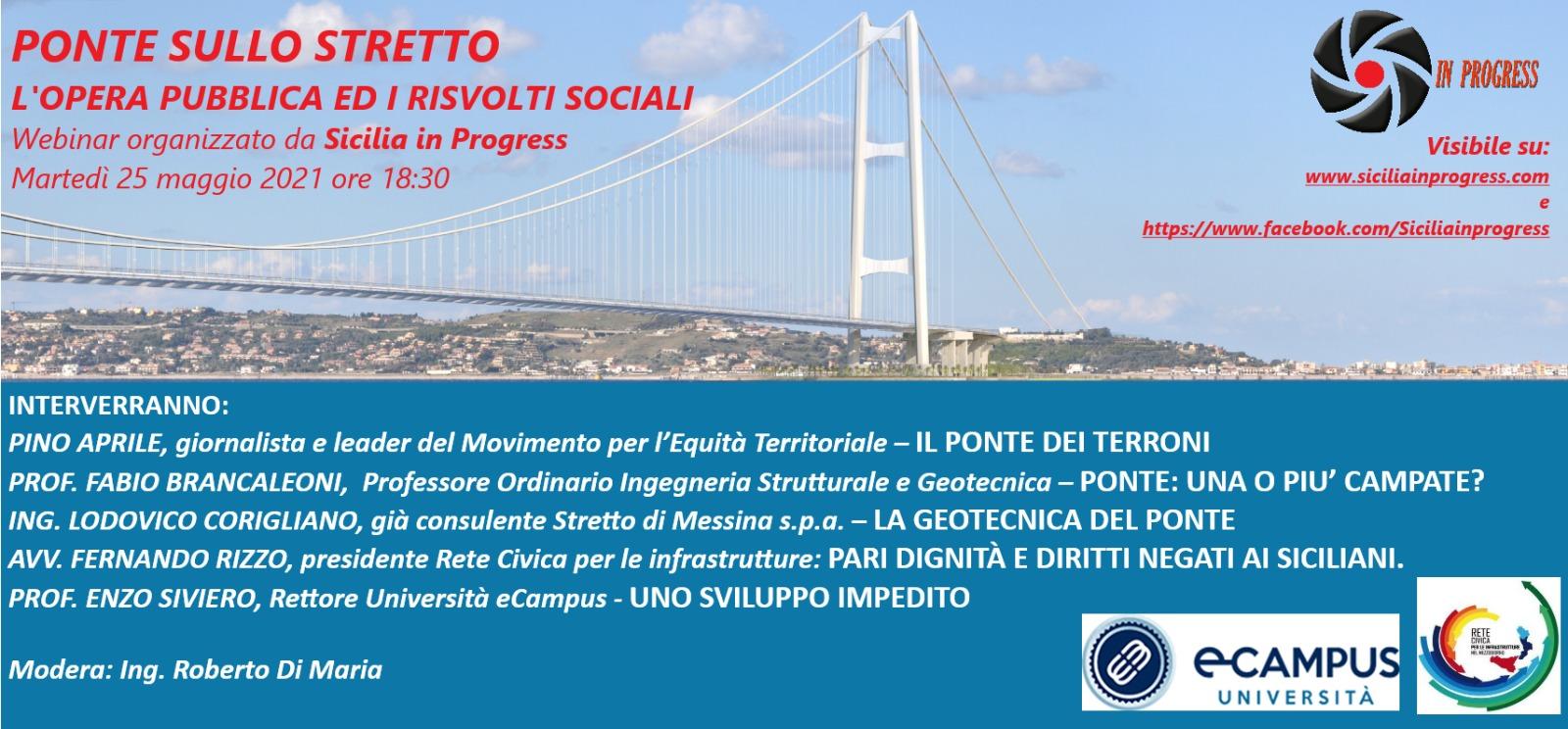 ponte dibattito pubblico