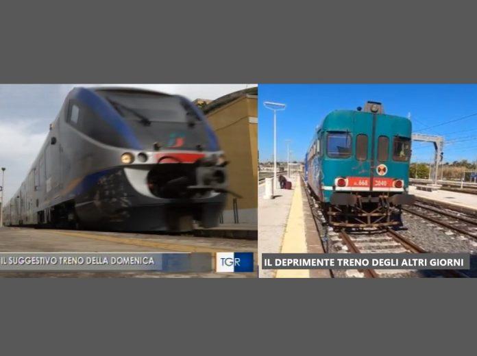 barocco line domenica treno