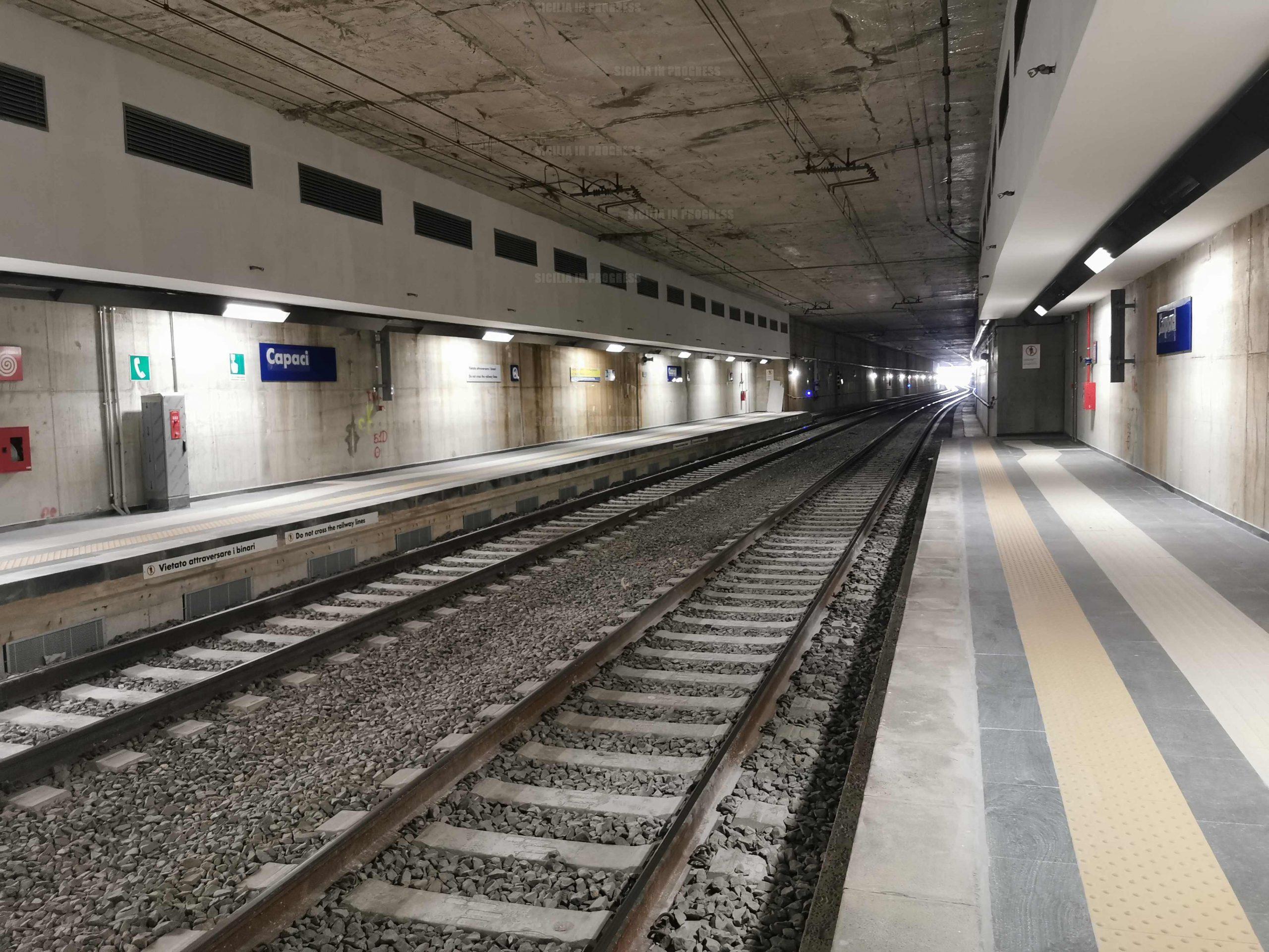 stazione Capaci